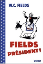 Cover for the book Fields President!