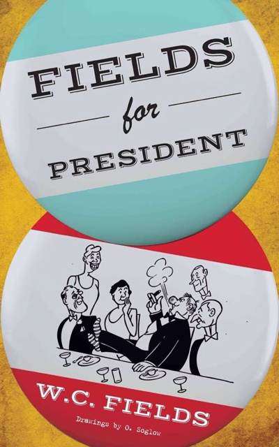 Cover for the book Fields for President