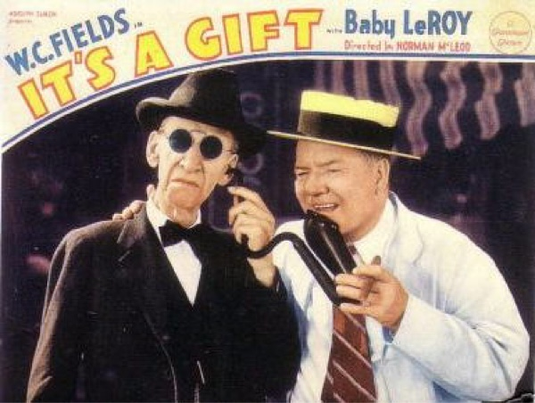 "W.C Fields ""So's Your Old Man"""