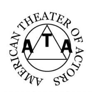 The American Theatre of Actors logo.