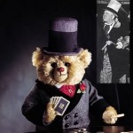 W.C. Fields Cooperstown Bear